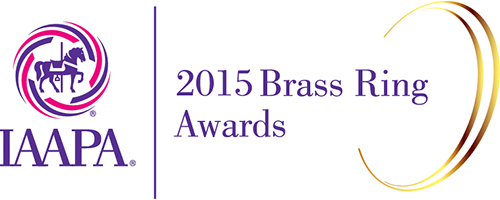 Award IAAPA Brass Ring Winner 2015